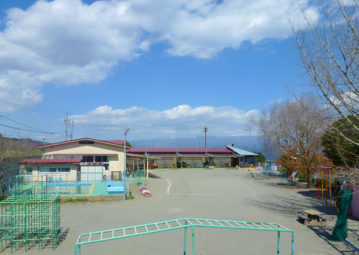 みつば保育園/長野県高森町